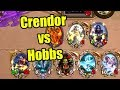 Download Video Download Wild Witchwood Battle: WowHobbs vs WowCrendor 3GP MP4 FLV