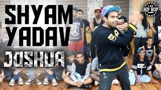 Shyam Yadav Exclusive - DID 4 Winner @ I AM HIP-HOP CREW Workshop