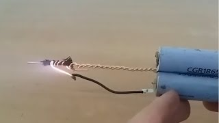 How To Make Battery Powered Soldering | Easy Way