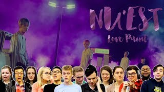 Classical Musicians React: NU'EST 'Overcome' vs 'Love Paint (Every Afternoon)'