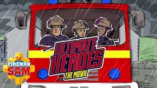 Fireman Sam US Official: Ultimate Heroes - The Movie Opening Song