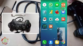 How To Connect USB Gamepad (Joystick) To Mobile OR Tablets -FRIENDTECHBOARD