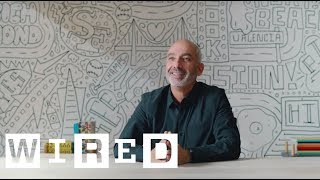 Fitbit designer Gadi Amit discusses the relevancy of design to our modern lives | WIRED with Braun