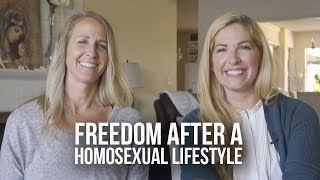 How I Found Freedom After a Homosexual Lifestyle