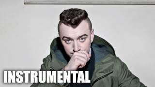 Sam Smith - I'm Not the Only One (Instrumental & Lyrics)