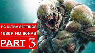 DOOM Gameplay Walkthrough Part 3 [1080p HD 60fps PC ULTRA] DOOM 4 Campaign - No Commentary (2016)