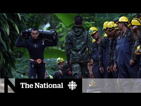 Xxx Mp4 Thai Cave Rescue S Biggest Obstacle Is The Environment 3gp Sex