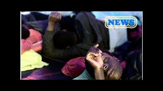 News Saved but still suffering, Aquarius migrants head for Spain