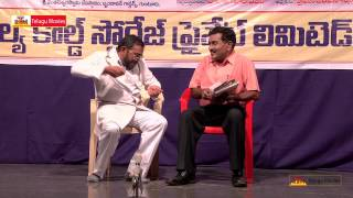 Telugu Comedy Skit || Doctor Patient - Jabardasth Comedy Show - By Guntur Humour Club