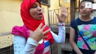"""دوت مصر  """"قمر"""" تقود أول فريق صم وبكم في معهد """"الصحافة"""""""