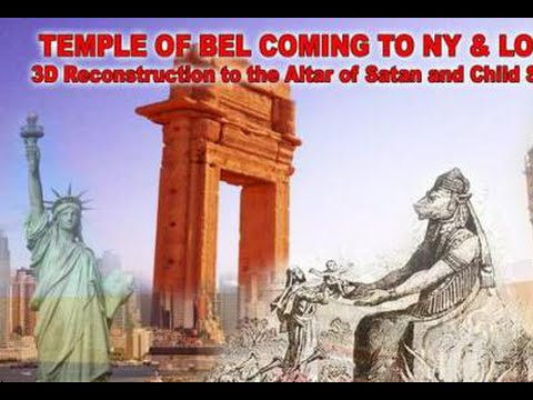 The Arch of Baal: God's WARNING To The State of NEW YORK!