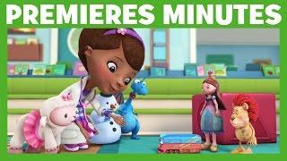 Docteur La Peluche - Les jouets de la salle d'attente