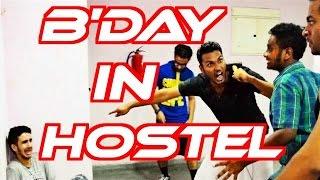 Birthday in Hostel | What it feels like