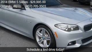 2014 BMW 5 Series 535i 4dr Sedan for sale in Orlando, FL 328