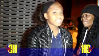 HBTV EXCLUSIVE! 15 YEAR OLD FEMALE RAPPER FROM PHILLY SPITS FREESTYLE LIVE FROM GERMANTOWN AVE