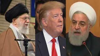 Iran vows to defy US President Trump
