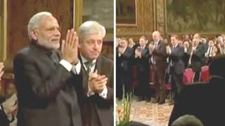 Watch: PM Modi's speech at British Parliament