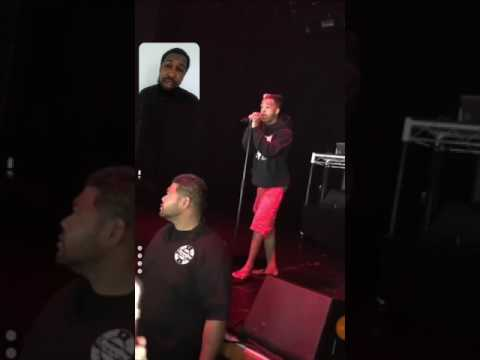 Xxx Mp4 S 4 G REACTION XXX GETS PUNCHED ON STAGE IIWIIOP SHOW 3gp Sex