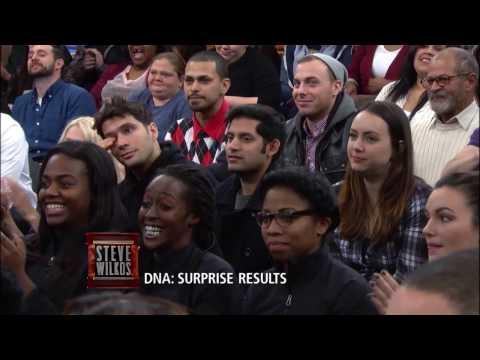 Xxx Mp4 DNA Surprise The Steve Wilkos Show 3gp Sex