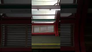 Time-lapse Metro Santiago