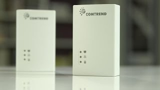 The Comtrend PG-9172 G.hn Powerline Adapter has a crazy name