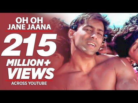 Oh Oh Jane Jaana Salman Khan Full Song Pyaar Kiya Toh Darna Kya