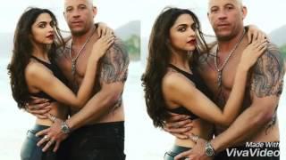 Deepika Padukone And Vin Diesel Hot Scene In XXX 3 The Return Of Xaner Cage 2017