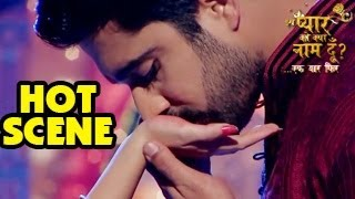 Astha SEDUCES Shlok in ROMANTIC SCENE Iss Pyaar Ko Kya Naam Doon 2 15th April 2014 FULL EPISODE