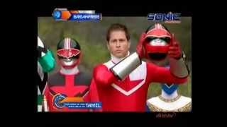 Power Rangers Super MegaForce legendary Battle (Hindi)