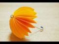 Download Video Download DIY Paper crafts for Kids - How to Make Beautiful Umbrella + Tutorial . 3GP MP4 FLV