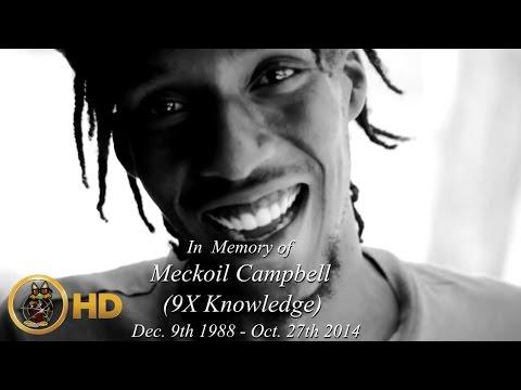 Xxx Mp4 TeeJay R I P 9x Knowledge Tribute 9x Riddim December 2015 3gp Sex