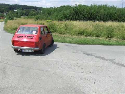 Budowa Fiata 126p swap 1.1 Bobek