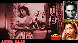 LATA JI~Film~ANOKHA PYAR~{1948}-( SAD)~Ik Dil Ka Lagana Baqi Tha~[ Best* HD *Video ]*[ TRIBUTE ]