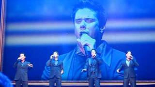 Il Divo - Bridge Over Troubled Water (Live in Fairfax Virginia)