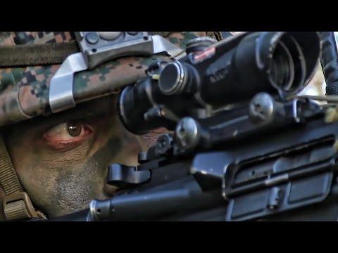 USMC Field Training Exercise To Sustain Combat Proficiency