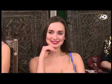Adnan Oktar hangi güzelden Ukrayna'ya davet aldı?