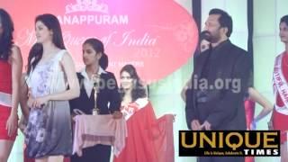 Gopu Nandilath in Miss Queen of India 2012.mpg