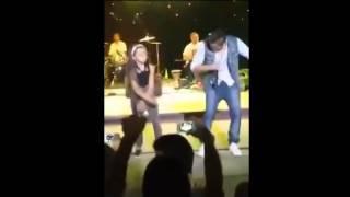 Cheb Nadir Dance Ey Ey Avec Meryoula Sghayra 2014