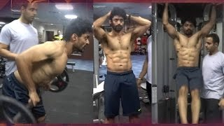 ISM - The Transformation of Kalyan Ram -  A Special Video