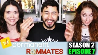 Permanent Roommates S02E07 Reaction | Jaby, Achara & Hope!