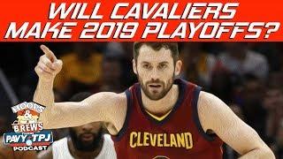 How Many Games WIll 2019 Cavaliers Win ? | Hoops N Brews