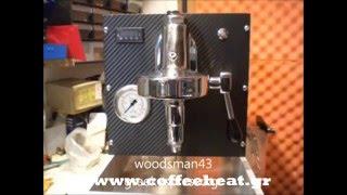 DIY ESPRESSO MACHINE ONLY BY WOODSMAN43 GREECE