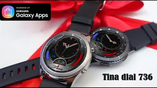 The Ultimate Free Galaxy Watch/Gear S3 Analog Fitness Watch Face Download Is A Must