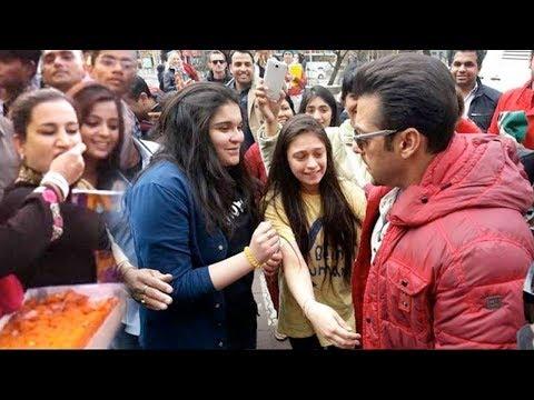Salman Khan Birthday 2017 : Crazy FANS Cry & Wish Happy Birthday to Salman Khan