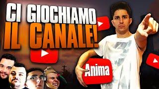 GTA V | CI GIOCHIAMO IL CANALE! w/Ciccio, Surreal, Klaus & Joker