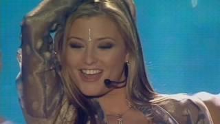 Holly Valance - Disney Kids Awards 2002   Kiss Kiss