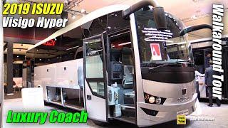 2019 Isuzu Visigo Hyper Coach - Exterior and Interior Walkaround - 2018 IAA Hannover