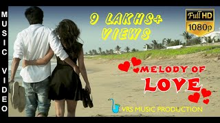 Melody Of Love (Official Tamil Music Video)