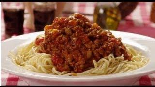 How to Make Meaty Spaghetti Sauce | Pasta Recipe | AllRecipes