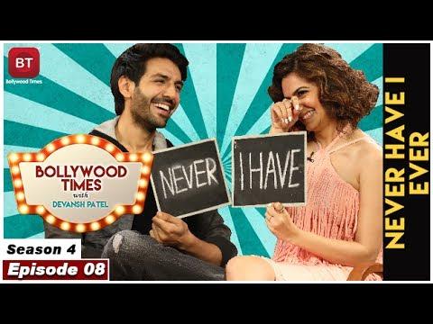 Xxx Mp4 Kartik Aaryan Kriti Kharbanda Talk Guest Iin London Never Have I Ever Season 4 Episode 08 3gp Sex